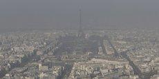 A Paris, la circulation alternée à été mise en place cinq fois entre le 6 et le 17 du mois, dispositif utilisé jusque là seulement quatre fois en 20 ans.