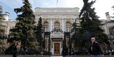 Depuis le 1er janvier, pas moins de 97 établissements ont perdu leur autorisation d'exercer, a précisé la Banque de Russie.