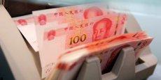 La Chine a racheté du yuan en 2016 pour réduire sa tendance baissière.