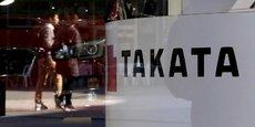 Une offre de rachat de Takata a été formulée en octobre, valorisant l'équipementier autour de 3 milliards de dollars.