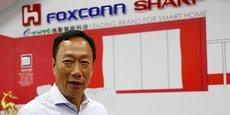 Terry Gou, fondateur de Foxconn, a vanté l'environnement industriel chinois lors de l'annonce d'un plan d'investissement pour la création d'une nouvelle usine en Chine.