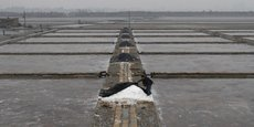 Avec 88 millions de tonnes de sel produites en 2015, la Chine est le premier producteur mondial.
