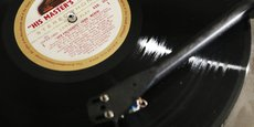 3,2 millions de vinyles se sont vendu en 2016 au Royaume-Uni, selon l'association interprofessionnelle British Phonographic Industry.