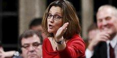 Chrystia Freeland, nouvelle super-ministre du Canada