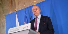 Alain Juppé a fait le point de matin sur ses priorités en 2017 pour Bordeaux et sa métropole.