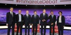 Les sept candidats à la primaire de la Belle alliance populaire, qui regroupe le parti socialiste et ses alliés, seront départagés par les électeurs lors d'une primaire ouverte qui se déroulera les 22 et 29 janvier.