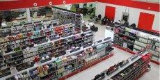 Gouiran s'appuie sur 22 boutiques en France, tout en développant fortement les ventes en ligne
