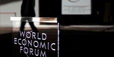 Treize entreprises, actives dans différents domaines liés de près ou de loin à l'énergie ont tenu la première réunion du conseil de l'hydrogène dans un hôtel de Davos.
