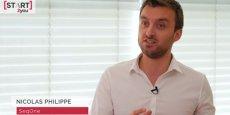 Créée par Nicolas Philippe, SeqOne est incubée au BIC de Montpellier et suivie par le programme Start2You