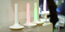 Présent au CES 2017 Luminion réinvente l'éclairage