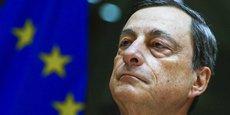 Mario Draghi tient bon face aux critiques venues d'Allemagne.