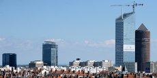 Le quartier des affaires de La Part Dieu participe activement aux très bons résultats de l'immobilier tertiaire dans l'agglomération lyonnaise.