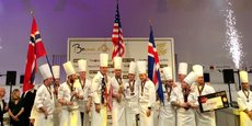 Les Etats-Unis remportent le Bocuse d'or 2017.