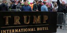 Il y a 26 grandes métropoles aux Etats-Unis et nous sommes dans 5 d'entre elles. Je ne vois aucune raison que nous ne puissions pas in fine être présents dans chacune d'entre elles, a déclaré le PDG de Trump Hotels Eric Danziger.