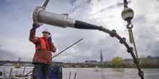 Bordeaux abrite le site d'essais d'hydroliennes Seeneoh