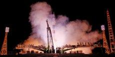Pour la première mission de son histoire au Centre spatial guyanais, Soyuz a placé dans la nuit de vendredi à samedi vers l'orbite de transfert géostationnaire Hispasat 36W-1