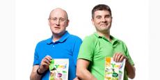 Philippe Briffault et Frédéric Ventre, cofondateurs de la marque Yooji