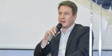 Antoine Chotard est chef de projet Transformation numérique au sein de l'Agence de développement et d'innovation Nouvelle-Aquitaine.