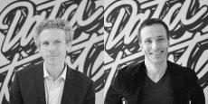 Gilles Babinet et Bruno Walther, cofondateurs de Captain Dash.