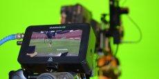 La nouvelle technologie développée par SolidAnim, SolidTrack, permet la prévisualisation d'effets spéciaux en temps réel au moment du tournage.