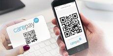 Care Pay, un élément de l'offre monétique créée en 2017 par Care Labs pour se relancer