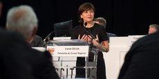 La présidente de Région Carole Delga a notamment demandé le transferts de nouvelles recettes fiscales