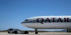 Le vol QR920 de Qatar Airways parcourra une distance record de 14.535 kilomètres.