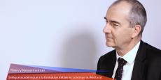 Thierry Kessenheimer, délégué académique à la formation initiale et continue au Rectorat de l'académie de Bordeaux
