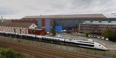 Le site belfortain est le berceau du TGV.