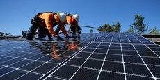 L'exploitation grandissante de l'énergie solaire peut permettre de satisfaire une partie de cette hausse de la demande électrique, relève l'étude.