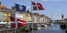 Le Danemark est le pays où le taux de pression fiscale est le plus élevé (45,9%), juste devant la France (45,3%).