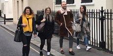 L'application a pour ambition de diffuser des informations utiles aux expatriés français vivant à Londres.