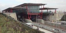 La Drôme compte déjà une gare TGV, au sein du parc d'activité Rovaltain, à Alixan, près de Valence.