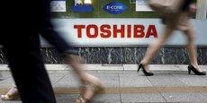 Toshiba a encore perdu 7% à la Bourse de Tokyo jeudi.