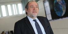 Christophe Vassal président du directoire de CLS.