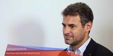 Arnaud Devigne, directeur général d'Indeed France