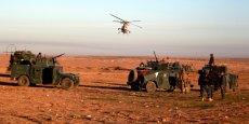 Avec 100.000 hommes à leur disposition, les forces de la coalition ont en face d'elles cinq milliers de combattants de l'EI, selon les estimations de Bagdad. Mais il s'agit de combattants aguerris et déterminés.