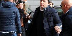 Matteo Renzi doit faire face à la grogne d'une minorité du Parti démocrate.