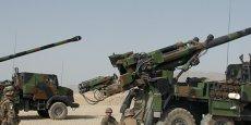 Le système d'artillerie Caesar de Nexter a séduit le Maroc