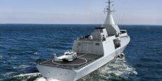Naval Group propose la corvette Gowind à la Bulgarie