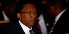 Hery Rajaonarimampianina, Président de Madagascar