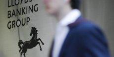 La première banque de dépôt de Grande-Bretagne avait dû être secourue après le rachat, parrainé par l'Etat, de sa concurrente HBOS en 2008.