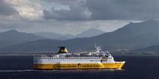 La compagnie aux car ferries jaunes, leader pour le transport des passagers entre la Corse et le continent, considérait être victime d'un préjudice et subir une concurrence irrégulière en période de pointe.