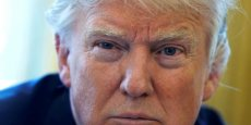 A la faveur de l'élection de Donald Trump (photo), les élus Républicains veulent instaurer l'équivalent d'une taxe aux frontières.
