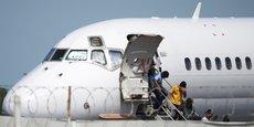 Selon un audit réalisé entre octobre 2010 et mars 2014 par l'Inspection générale du département de la Sécurité intérieure, la compagnie aérienne créée en 2006 a transporté à elle seule près d'un million de personnes au cours de la période.