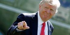 Après les faits alternatifs, Donald Trump pratique également le copié-collé pour assurer sa communication politique.