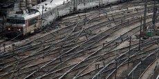 La dette de SNCF Réseau est faramineuse: elle atteignait 44 milliards d'euros fin 2016.