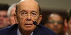 Agé de 79 ans, Wilbur Ross succède à Penny Pritzker au Département du Commerce.
