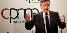 A l'applaudimètre, François Fillon a remporté la victoire face à Emmanuel Macron, Marine Le Pen et Nicolas Dupont-Aignan lors de la présentation de leur programme en faveur des PME.