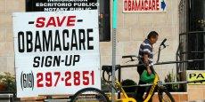 L'abrogation de plusieurs éléments de la grande loi démocrate de 2010, promise par la majorité républicaine et le président Donald Trump, ferait monter le nombre de personnes sans couverture maladie à 49 millions en 2026.
